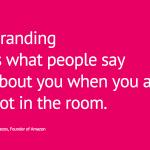 品牌,是背後人們談論的你