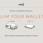Bellroy入境頁網頁設計解秘