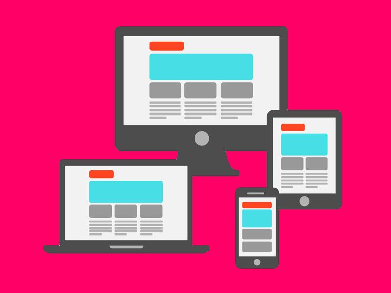 響應式網頁設計-responsivedesign